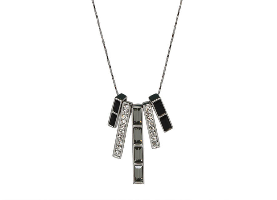 Jewelry photographer samples  - Crystal necklace
